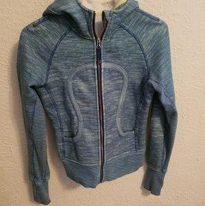 lulu lemon sweater jacket